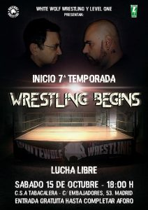 Wrestling Begins
