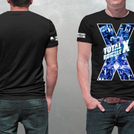 Camiseta Total Rumble X